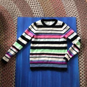 🦄 Striped Cashmere Sweater 🦄